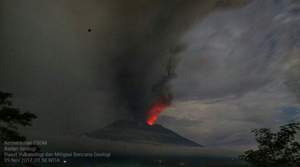 Mengenal Erupsi Gunung Berapi Freatik Freatomagmatik Dan Magmatik