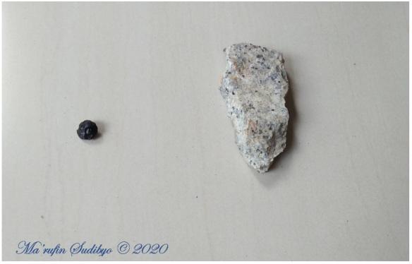 Berikut Yang Bukan Termasuk Contoh Batuan Beku Adalah ...